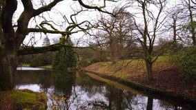 Lyme dom przy Szczytowym Gromadzkim parkiem narodowym w Anglia zbiory wideo