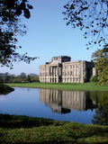 Lyme Hall Stock Photography