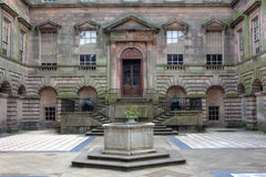 Lyme Hall in Cheshire, England. Stock Photo