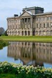 Lyme Hall i vår Royaltyfria Foton