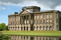 Lyme Park, House and Garden Stock Photo