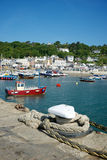 Lyme Regis Дорсет Великобритания Стоковые Изображения