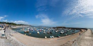Lyme Regis Zdjęcie Stock