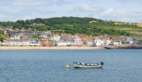 Lyme Regis Royalty Free Stock Images