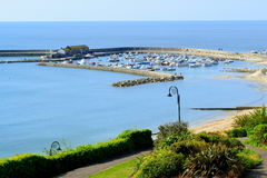 Lyme Regis Royalty Free Stock Photos