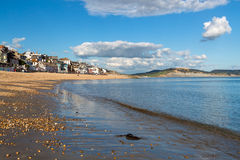 Lyme Regis Dorset Royalty Free Stock Photo