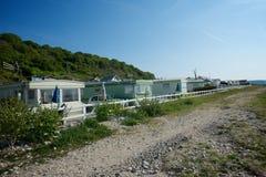 Lyme Regis Dorset Großbritannien Stockbilder
