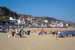 Lyme REGIS, Dorset, R-U Photo stock