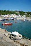 Lyme Regis Dorset Regno Unito Fotografia Stock Libera da Diritti