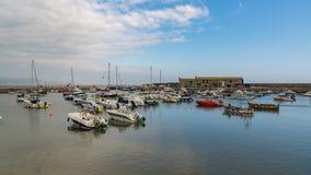 Lyme Regis, Dorset, Reino Unido imagem de stock royalty free