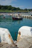 Lyme Regis Dorset Reino Unido Fotos de archivo libres de regalías