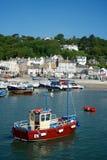 Lyme Regis Dorset Reino Unido Fotografía de archivo libre de regalías