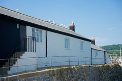 Lyme Regis Dorset UK Obraz Stock