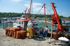Lyme Regis Dorset UK Zdjęcie Stock
