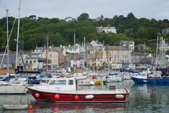 Lyme REGIS, Dorset, UK Στοκ εικόνα με δικαίωμα ελεύθερης χρήσης