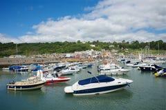 Lyme Regis, Dorset, UK Stock Image