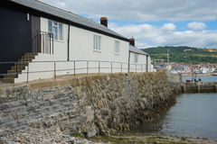 Lyme Regis, Dorset, UK Royalty Free Stock Image