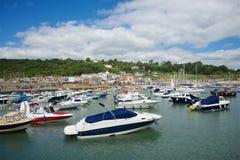 Lyme Regis, Dorset, UK Stock Photo