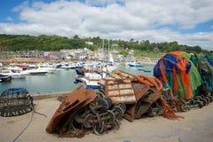 Lyme Regis, Dorset, UK Royalty Free Stock Photos