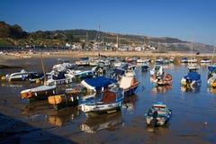 Lyme Regis, Dorset, UK. Stock Images