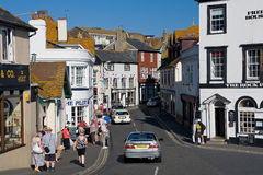 Lyme Regis, Dorset, UK. Stock Image