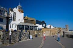 Lyme Regis, Dorset, UK. Royalty Free Stock Image