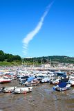 Lyme Regis Harbour. Royalty Free Stock Photography