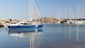 Lyme Regis Harbour Dorset Royalty Free Stock Photography
