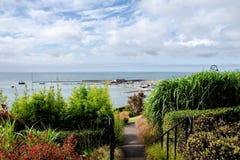 Lyme Regis Overview photo stock