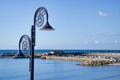 Lyme Regis Overview - juillet 2015 photographie stock libre de droits