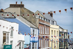 Lyme Regis Royalty Free Stock Image
