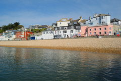 Lyme Regis Royalty Free Stock Photo