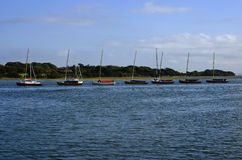 Lymington Royalty Free Stock Photography