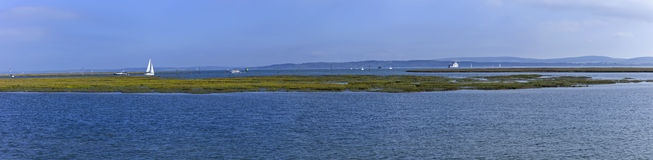 Lymington Stock Photo