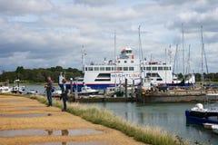 Lymington Marina Hampshire UK Stock Photo