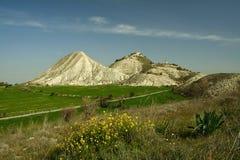 Lympia Hügel Lizenzfreies Stockbild