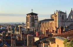 Lyn-Kathedrale Stockbild