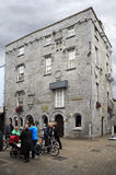 Lynchs Castle in Galway Royalty Free Stock Image