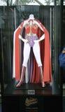 Lynda Carter's Wonder Woman costume Royalty Free Stock Photography