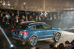 LYNK & CO 01 car Royalty Free Stock Images
