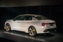 LYNK & CO 03 Concept Stock Image