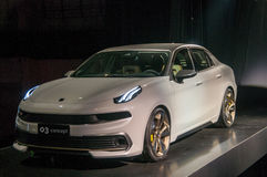 LYNK & CO 03 Concept Stock Images
