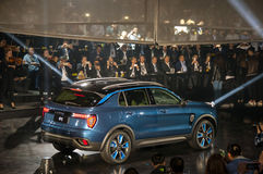 LYNK- u. Co-01 Auto Stockbilder
