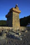 lynmouth Стоковая Фотография