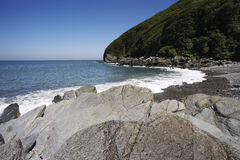 Lynmouth Royalty Free Stock Photos