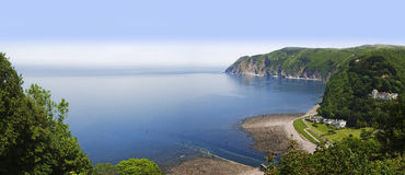 Lynmouth Stock Photography