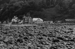 Lynmouth Στοκ Φωτογραφίες