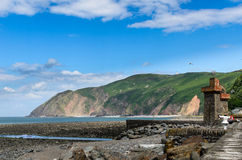 Lynmouth Stock Image
