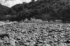 Lynmouth Royalty Free Stock Photography