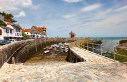 Lynmouth Devon Anglia UK zdjęcia royalty free